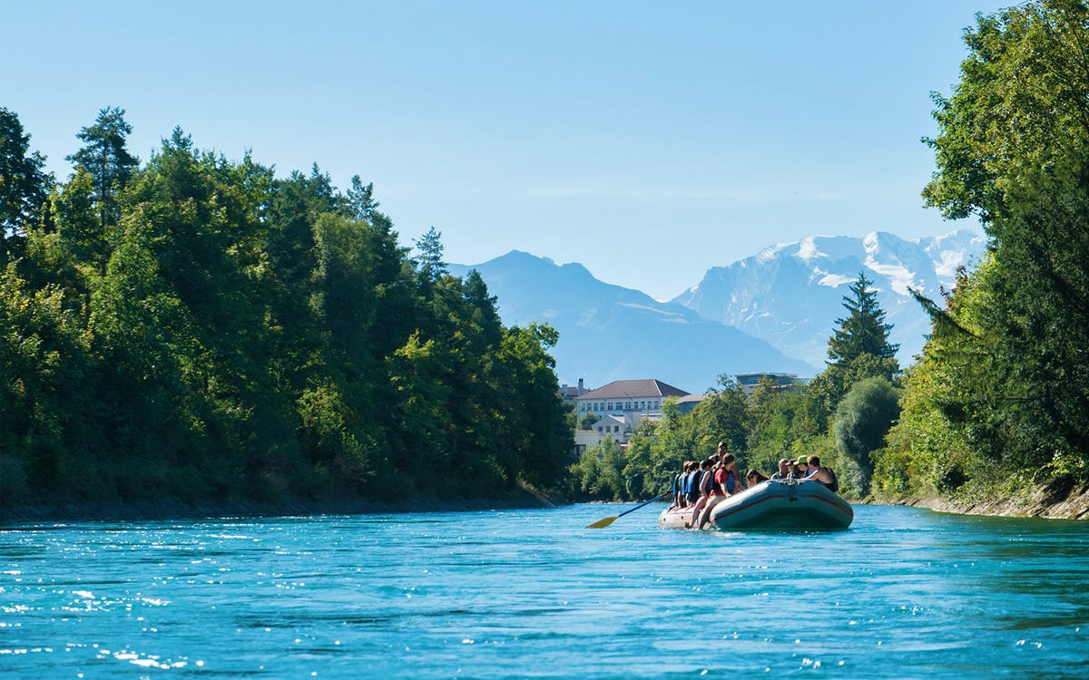 aare float trip from thun to bern-0