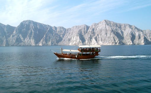 Musandam Dibba Tour with Dhow Cruise & Lunch