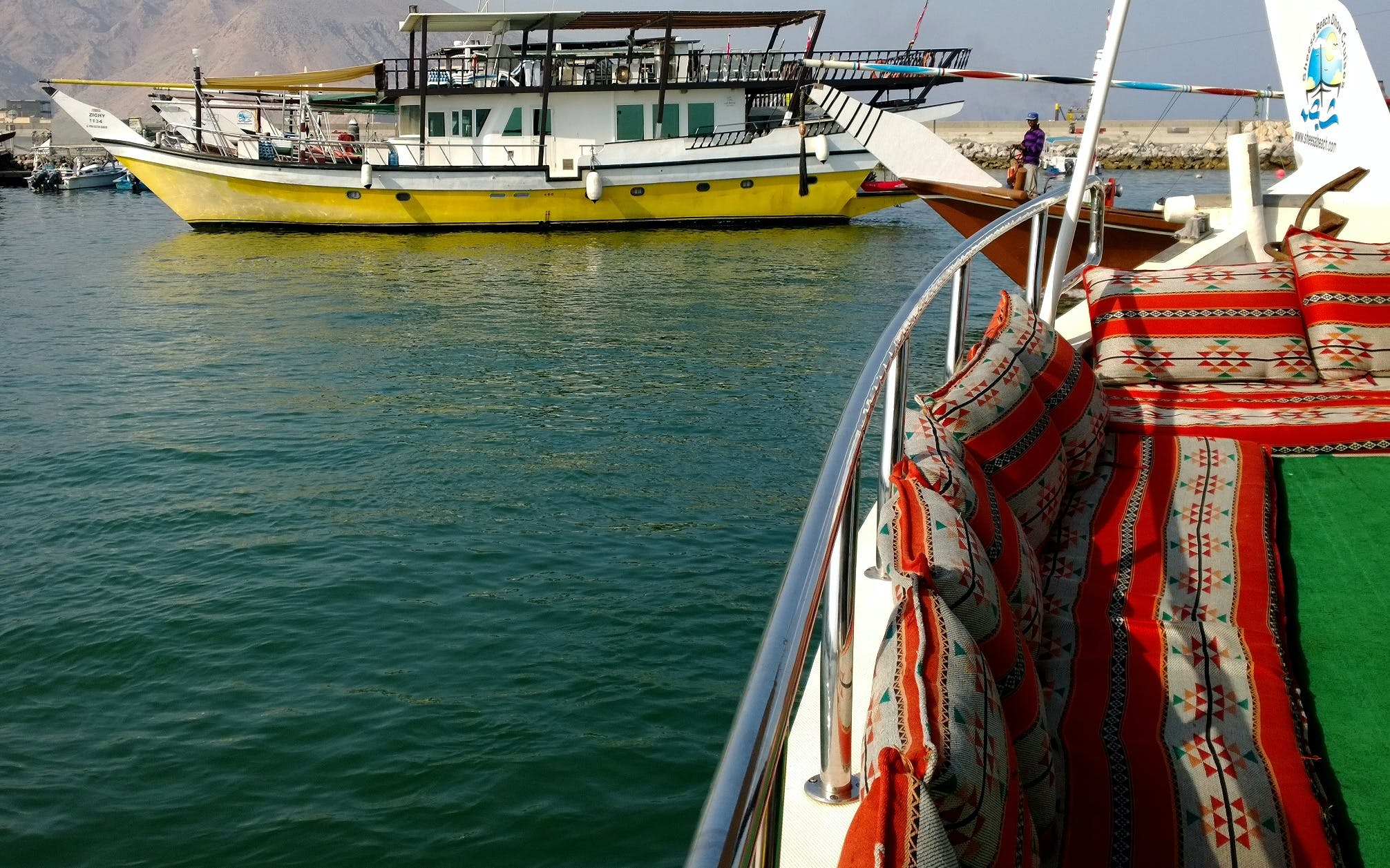 musandam dibba tour with dhow cruise & lunch-2