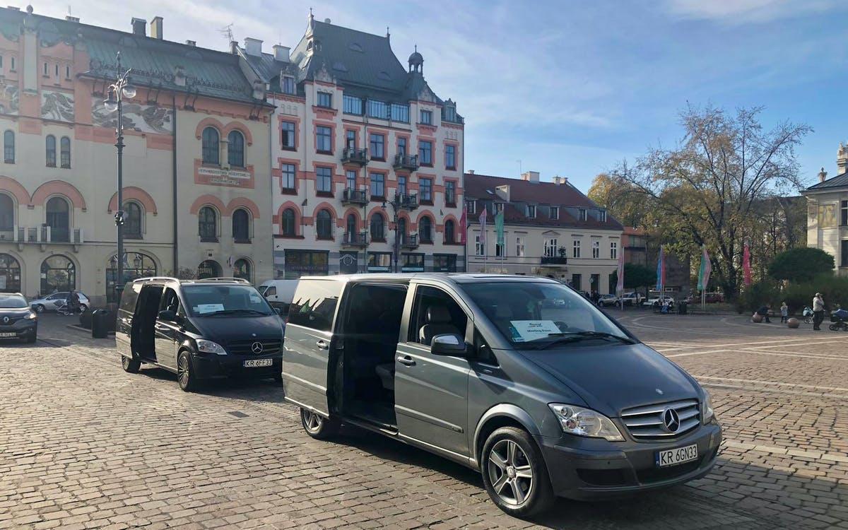 small group tour of wieliczka salt mine with hotel pickup-0