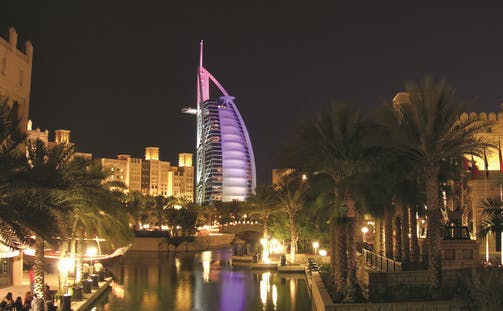 Dubai City Night Tour