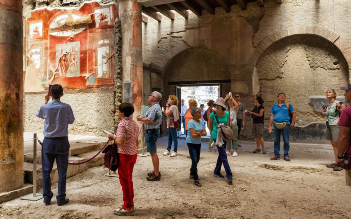 skip the line guided tour of herculaneum with an archaelogist-1