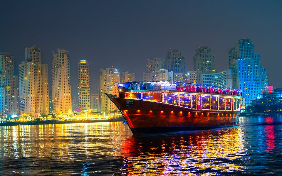 marina dinner cruise with live music-1