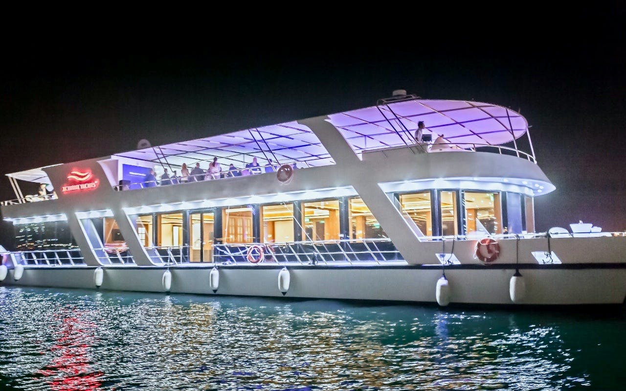 Marina Dinner Cruise with Live Music
