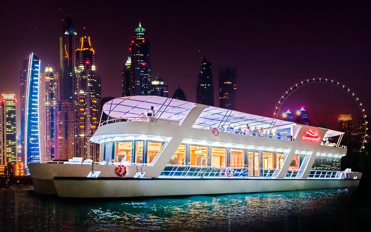 luxury marina dinner cruise with licensed bar-1