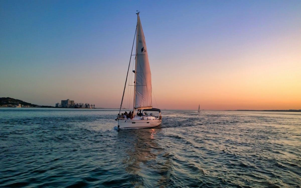 lisbon private sunset cruise-0