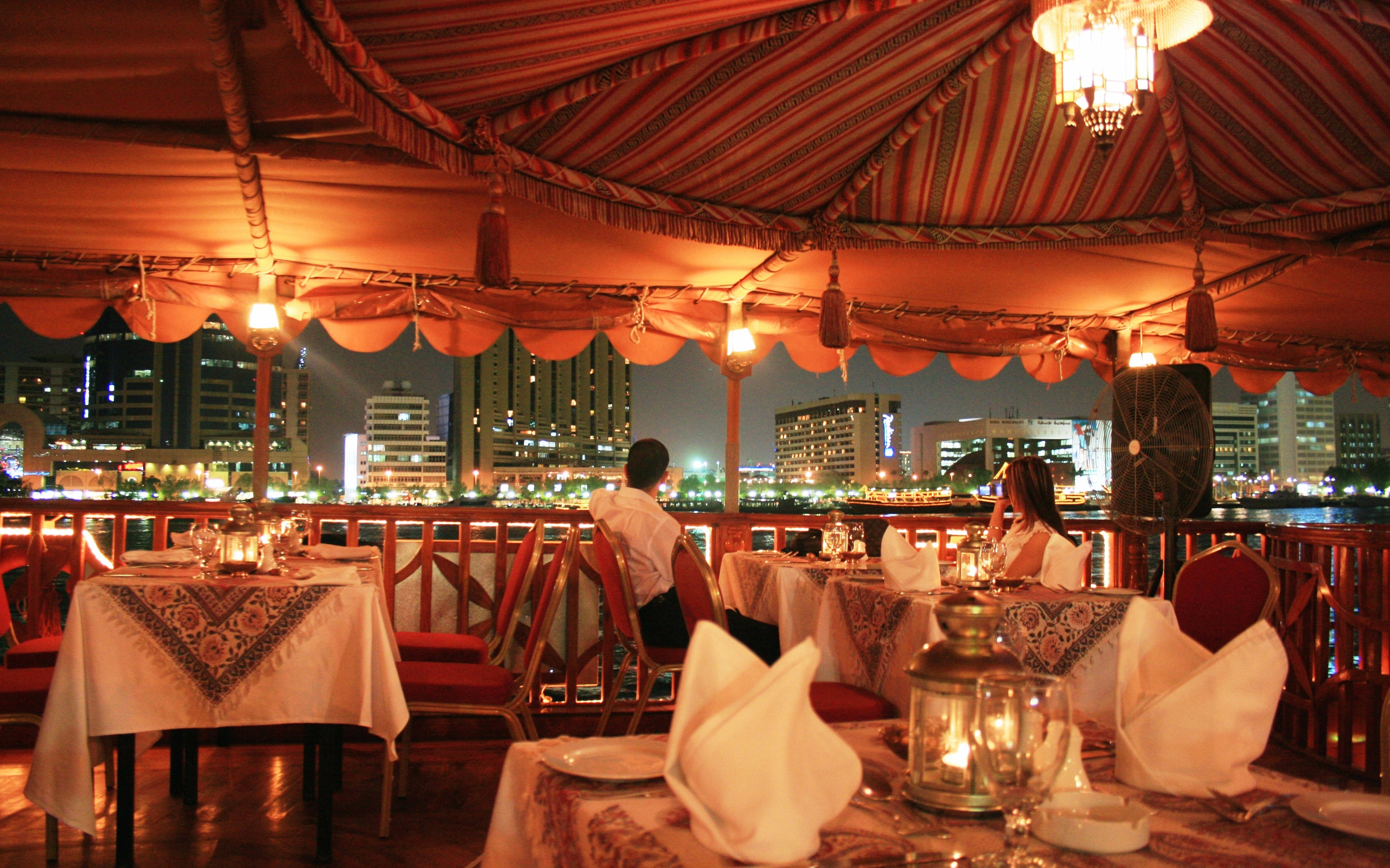2 day combo: desert safari + dubai city tour + dhow dinner cruise -3
