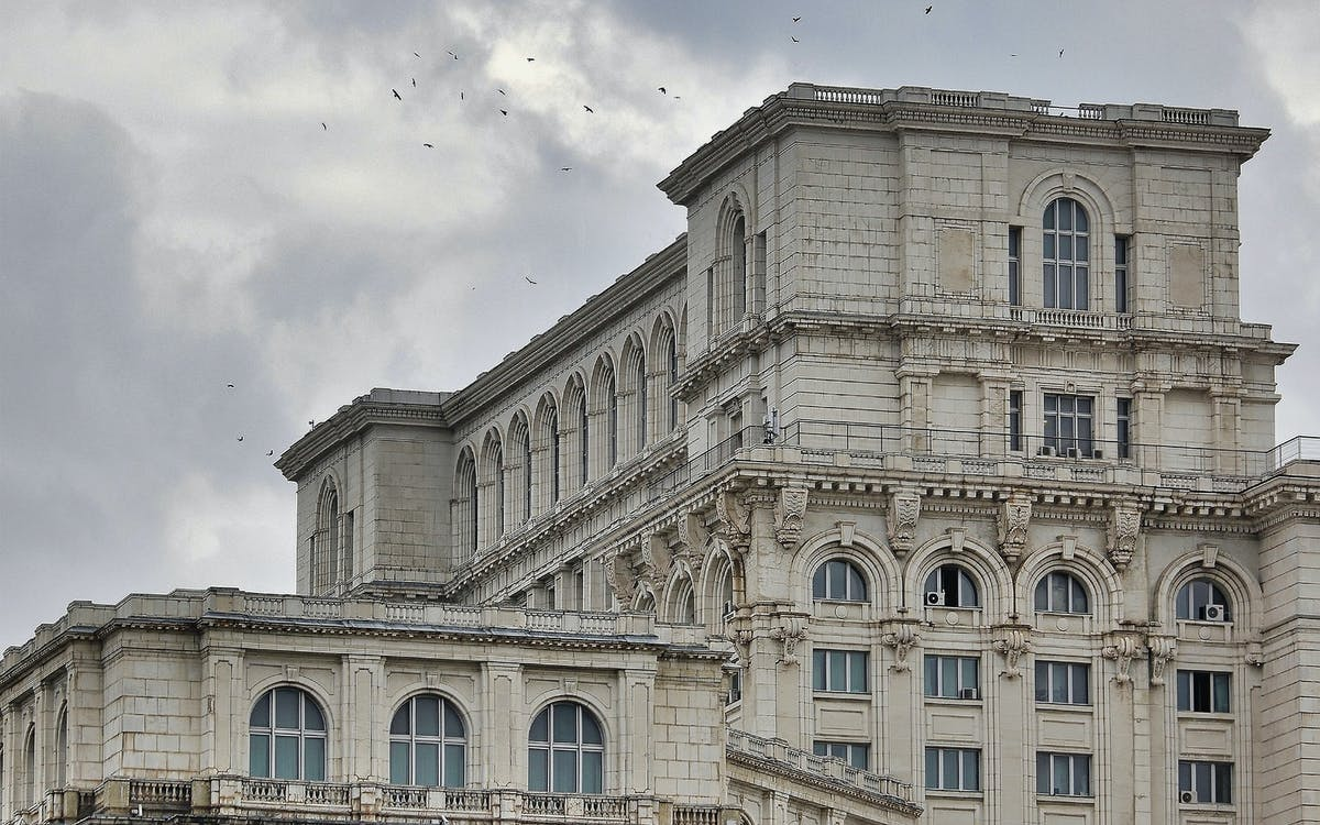skip-the-line guided tour of the palace of parliament (people's house)-0