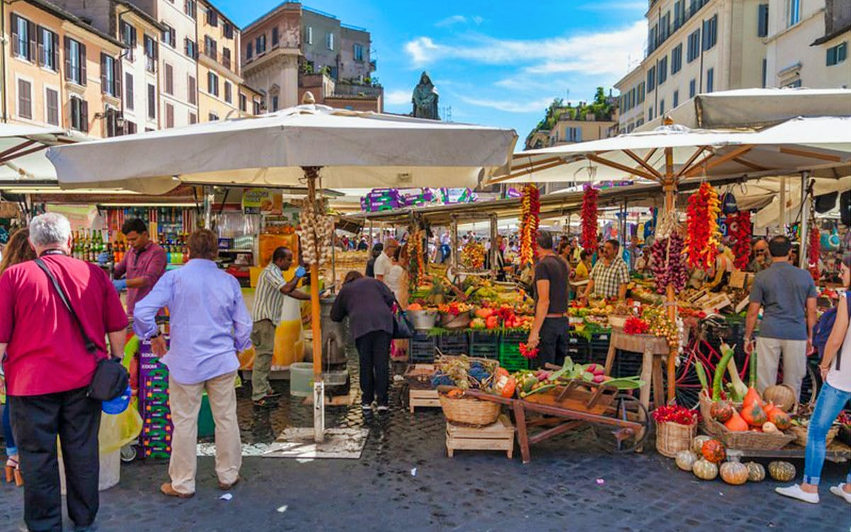 farmers' market shopping with roman full course class-0
