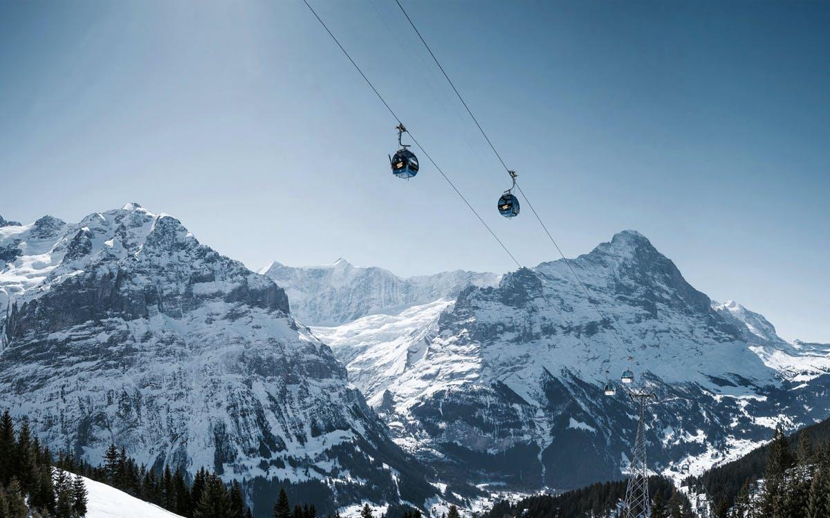 round-trip gondola ticket from grindelwald village to grindelwald first-0