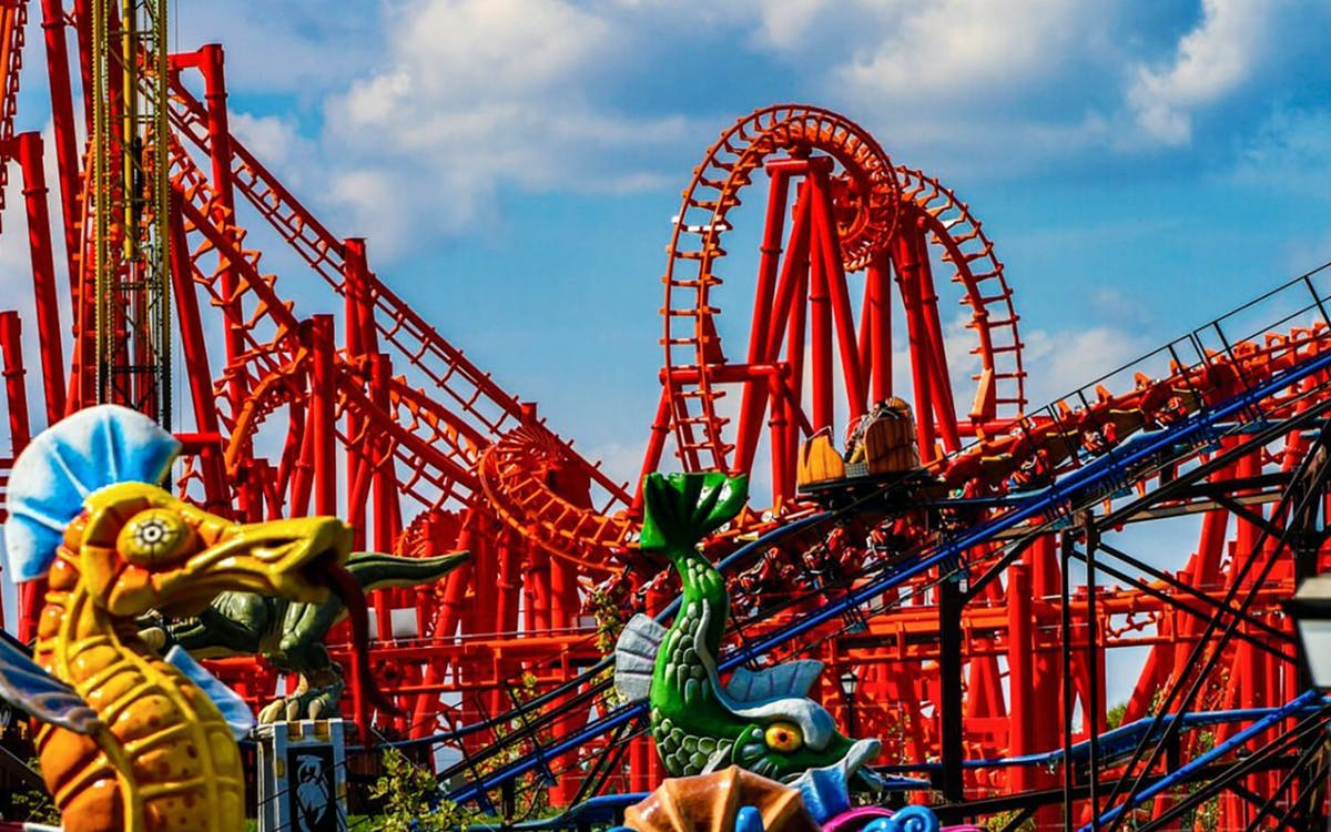energylandia amusement park - all day ticket with transfers-0
