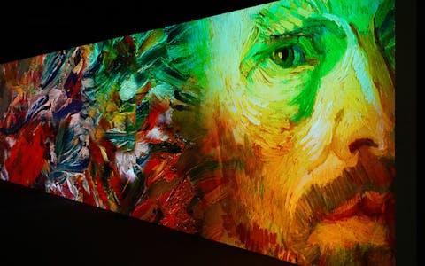 Infinity des Lumières-Van Gogh