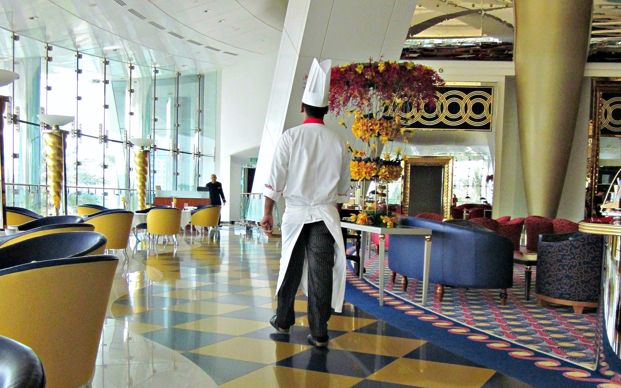 meal at jun sui- burj al arab-4