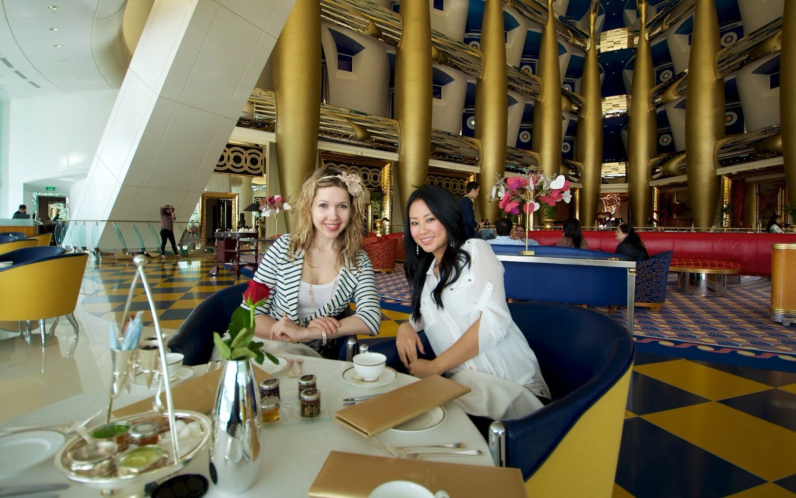 meal at jun sui- burj al arab-3