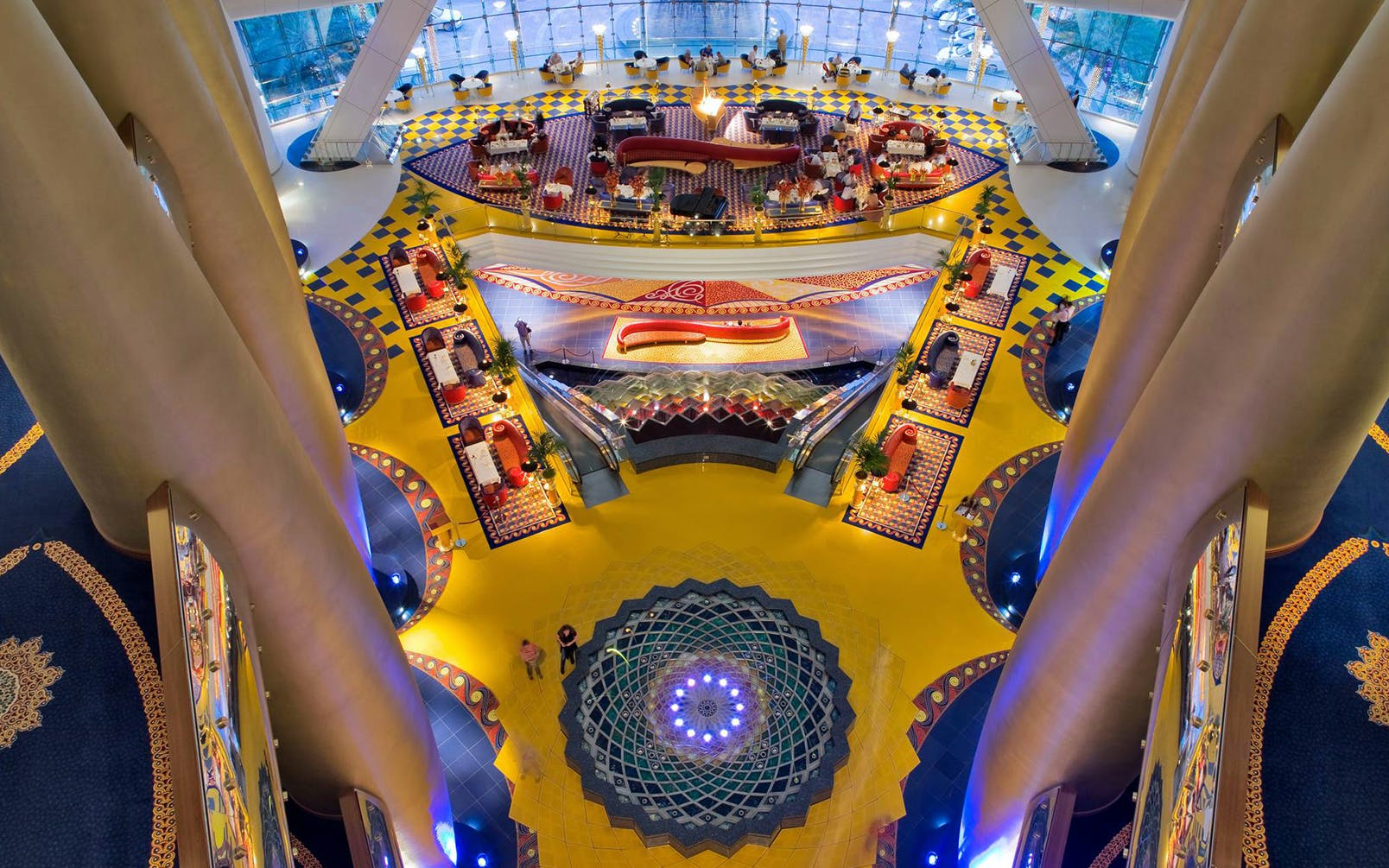 meal at jun sui- burj al arab-2