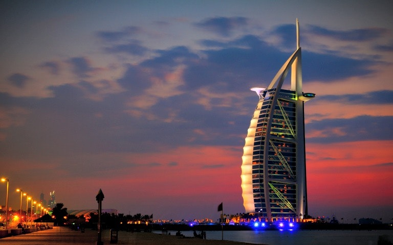 City Walk Dubai Nearby Attractions - Burj Al Arab