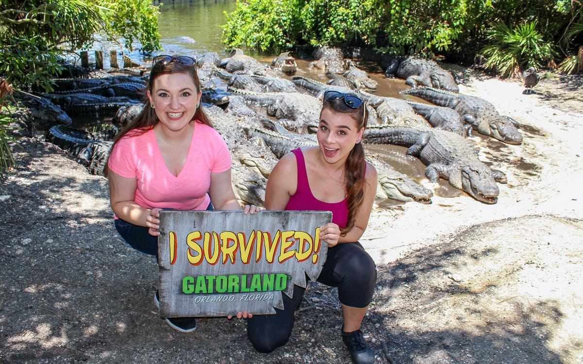 gatorland admission tickets - skip the line-1