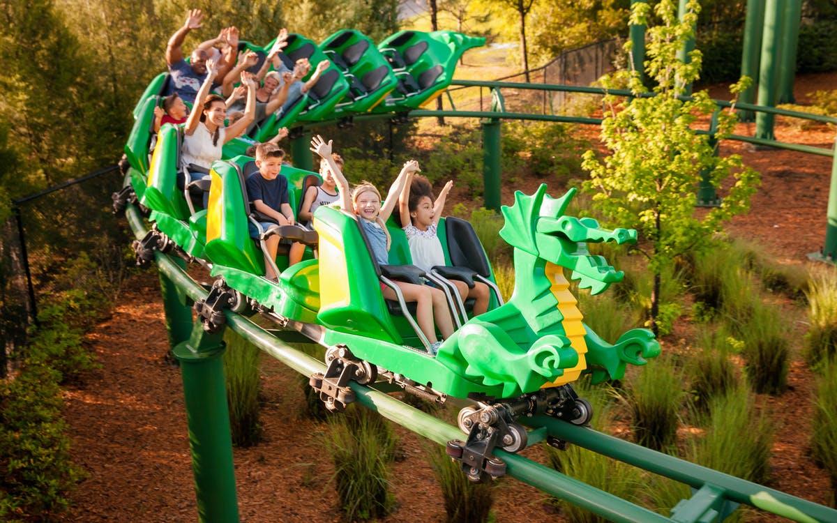 legoland windsor resort : admission tickets-0