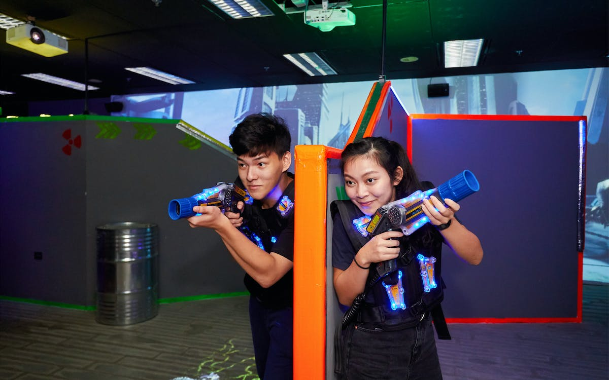 tickets to singapore discovery centre - laser tag battlefield-0