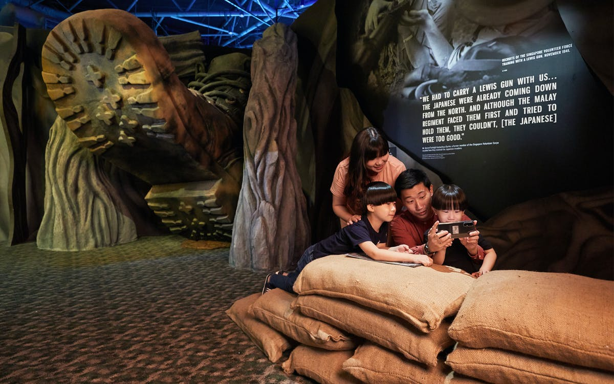 tickets to singapore discovery centre - xd theatre ride-0