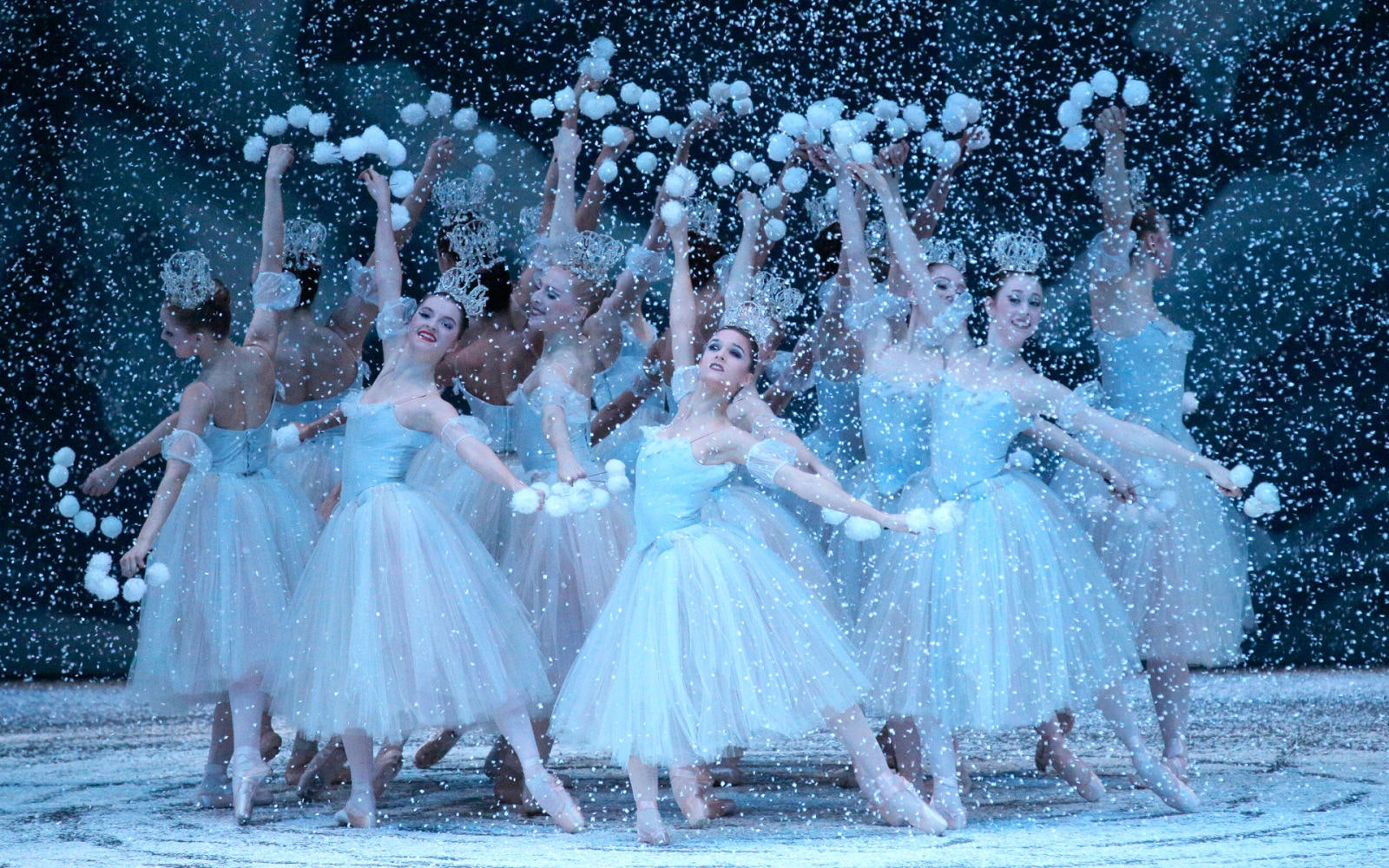 Best Christmas Broadway Shows - New York City Ballet: George Balanchine's The Nutcracker