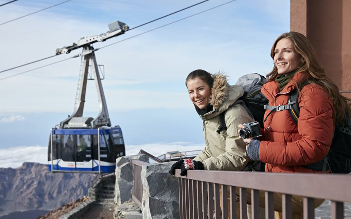 teide crater climb with cable car tickets -0