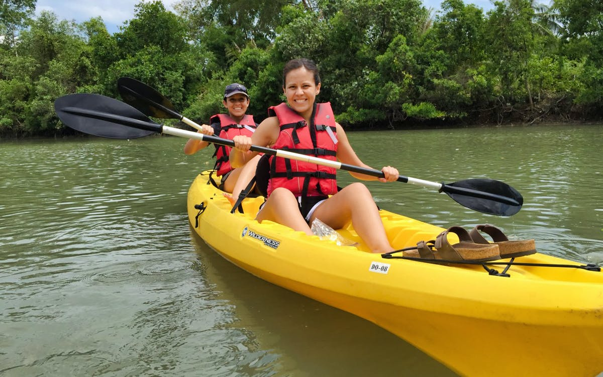 kayaking at pulau ubin-1
