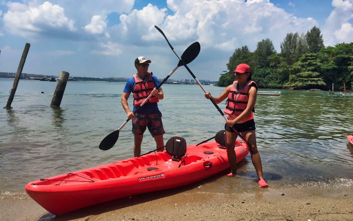 kayaking at pulau ubin-0