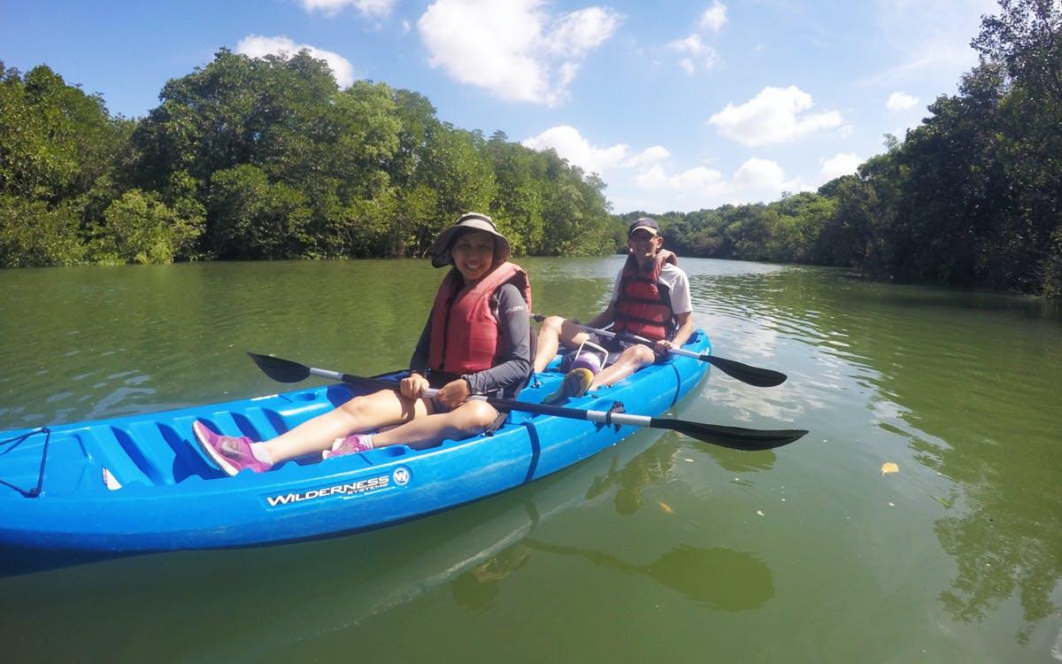 kayaking at ketam island-1