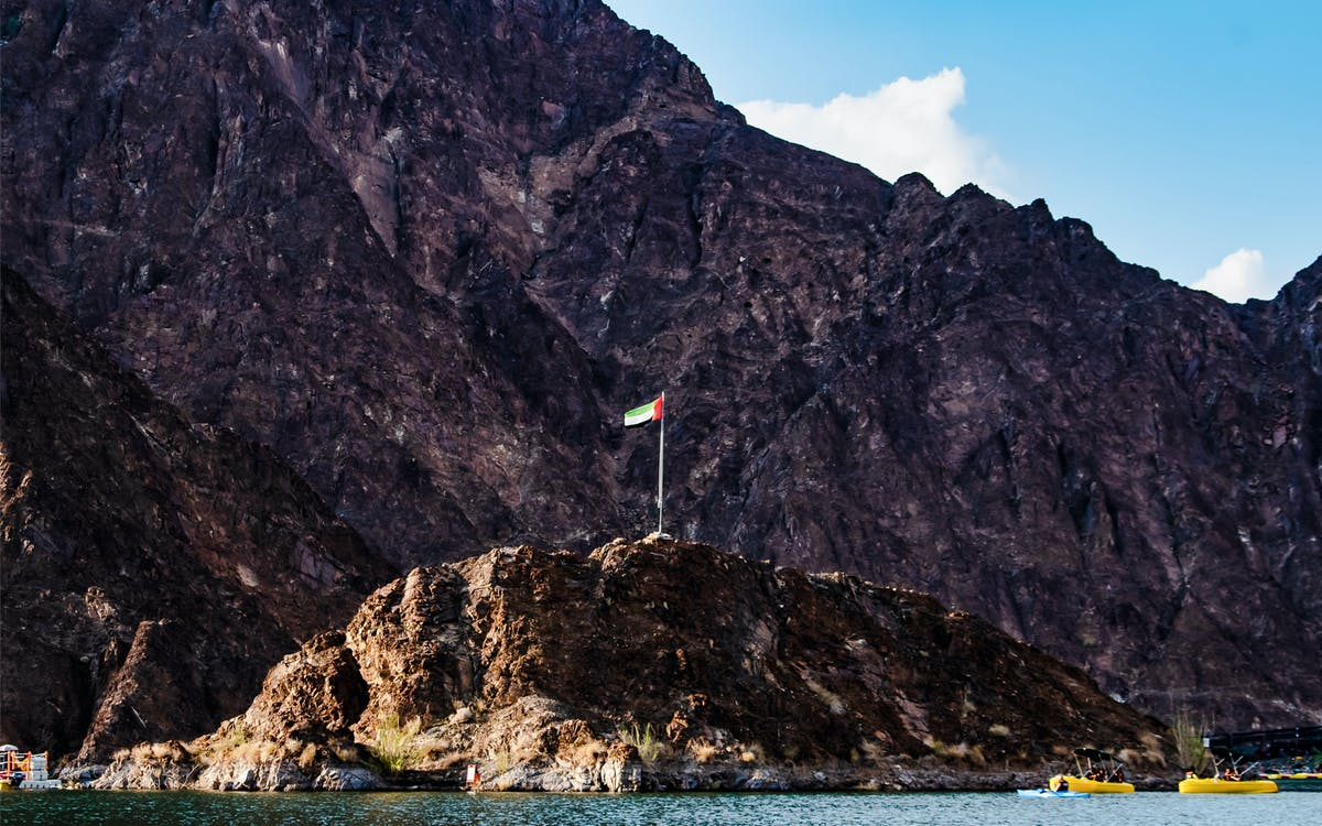 hatta city tour with visit to dam-1