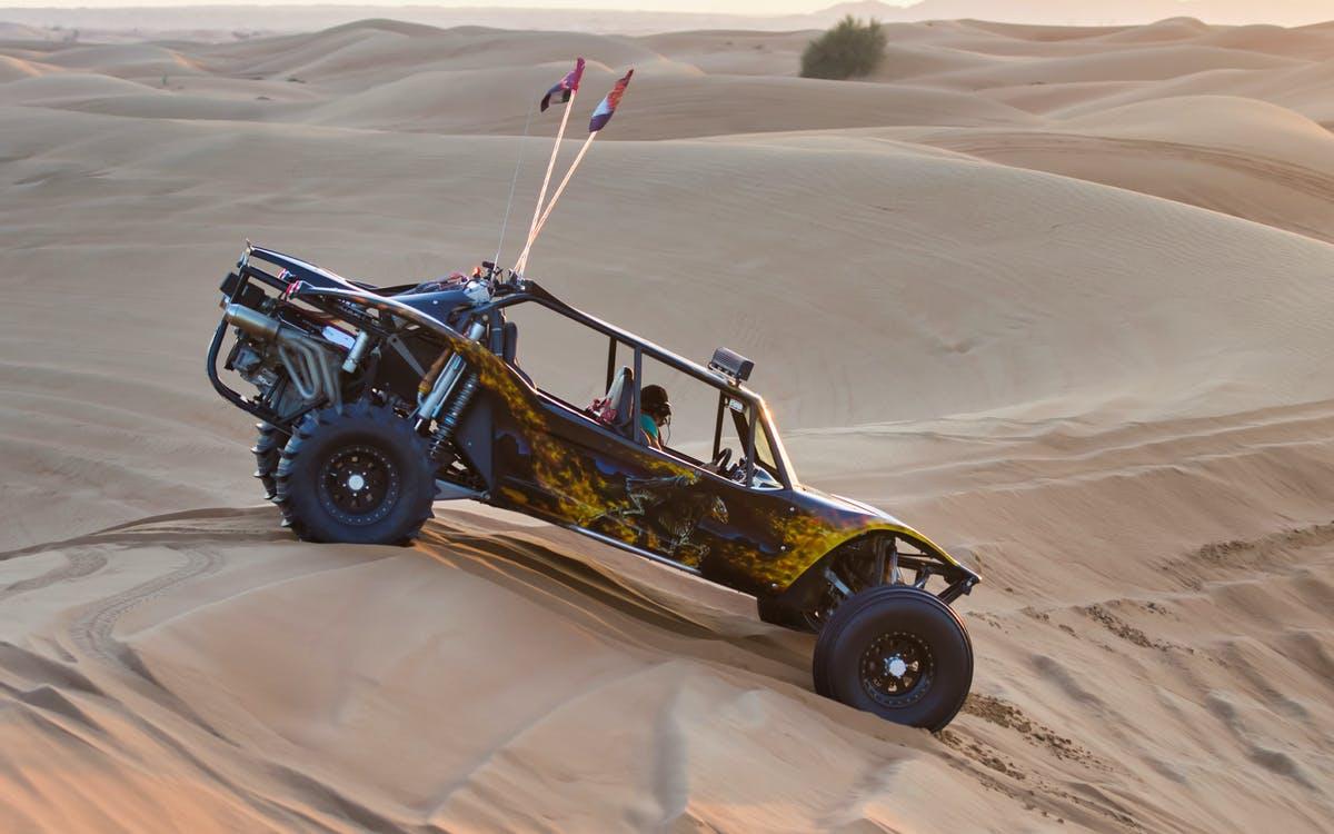 red dunes desert activities - buggy drive-0