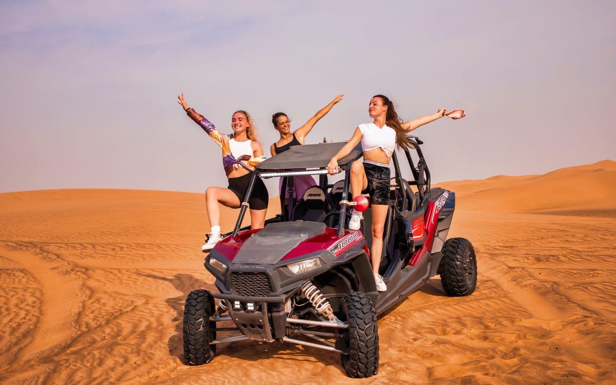 red dunes desert activities - buggy drive-1