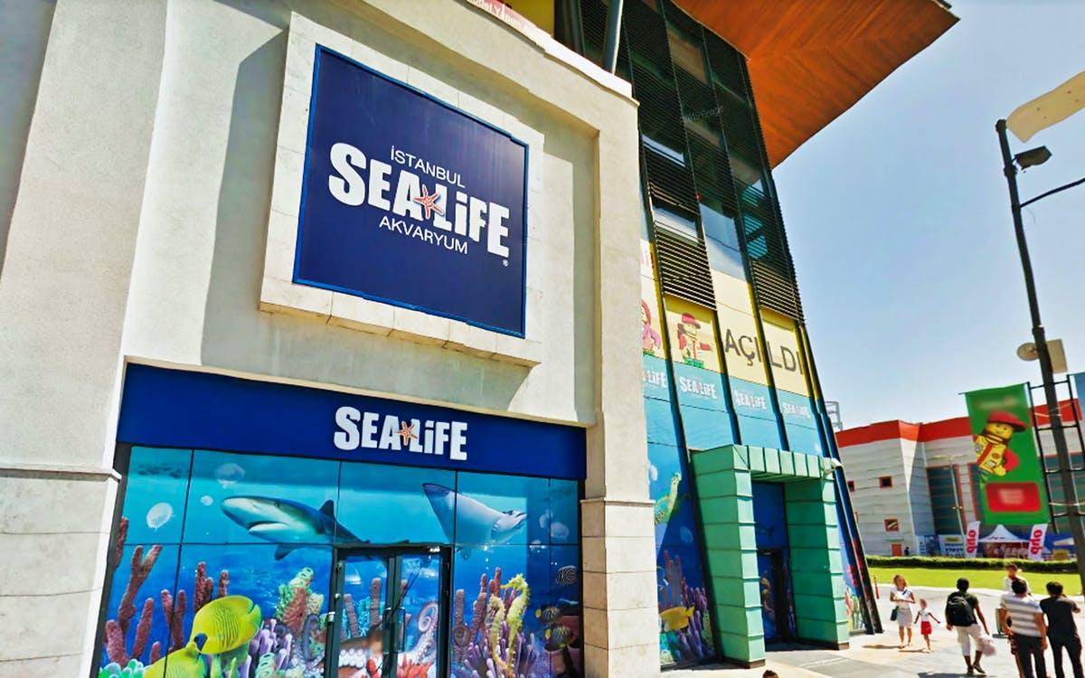 sea life istanbul admission ticket-0