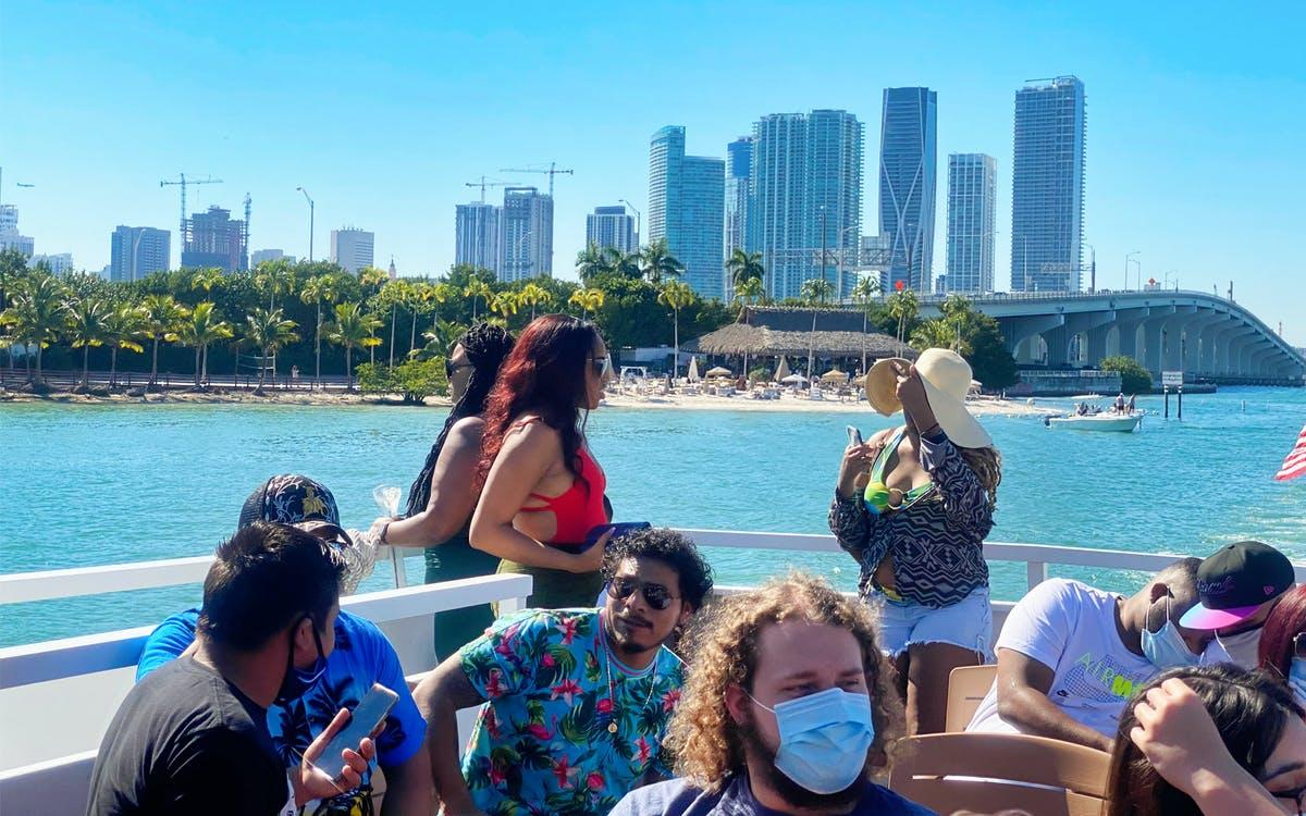 skyline cruise of south beach millionaire row & venetian island-0