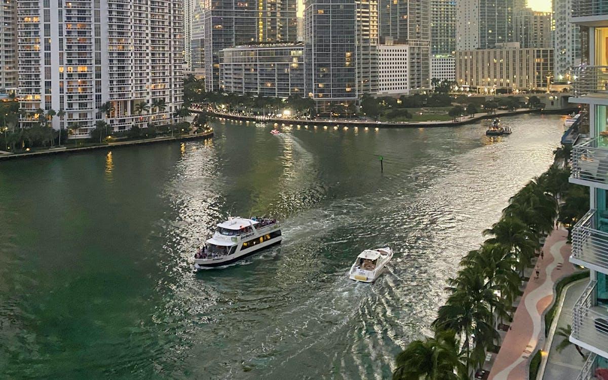 name:  miami skyline cruise, double decker bus tour with optional everglades air-0