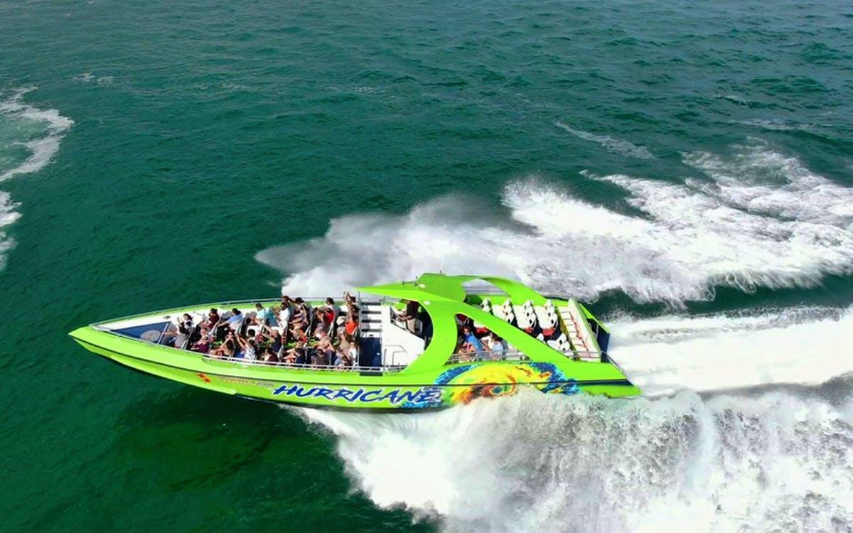 thriller hurricane 45mins jetboat tour-0