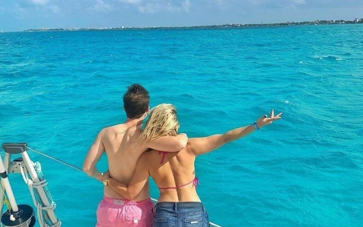 isla mujeres: all-inclusive catamaran tour-1