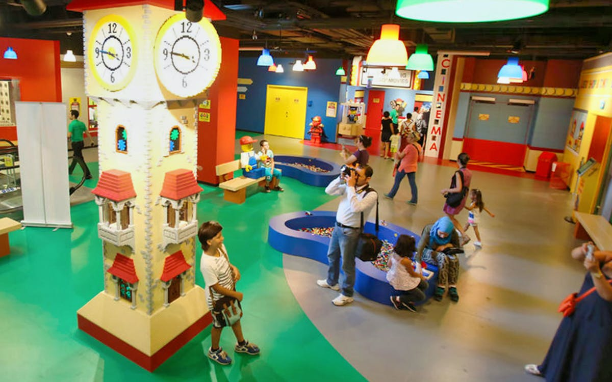 legoland discovery center istanbul admission ticket-0