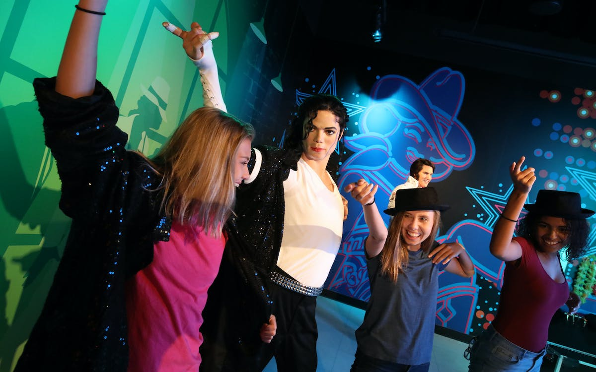 icon park attraction package- the wheel, madame tussaud's, and sealife aquarium-0