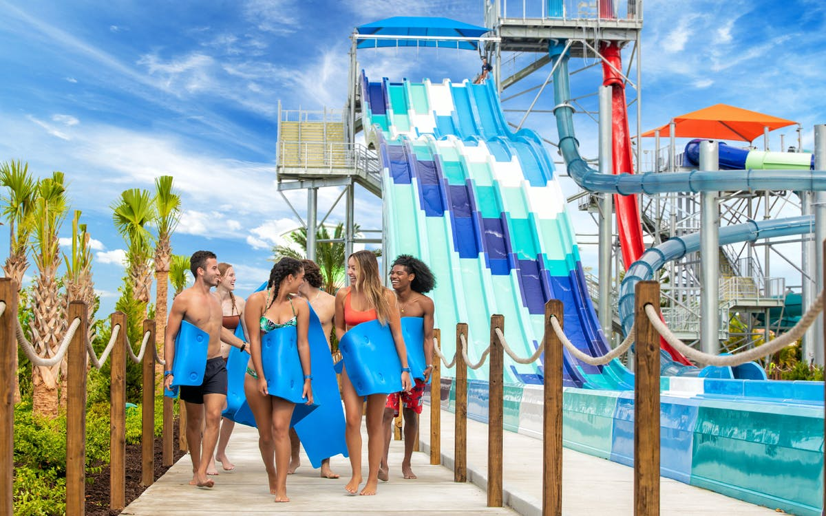 island h2o live waterpark : admission tickets-1