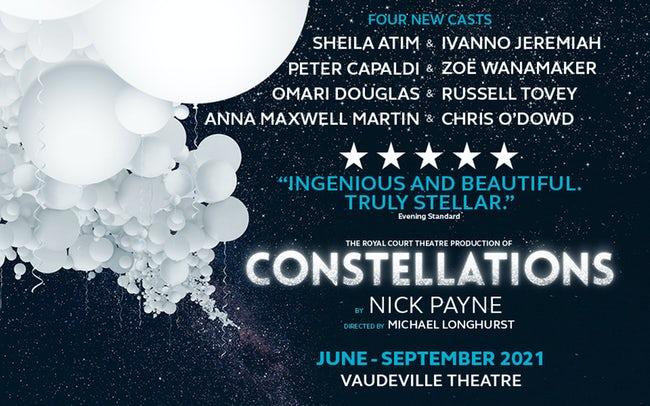 Vaudeville theatre - Constellations