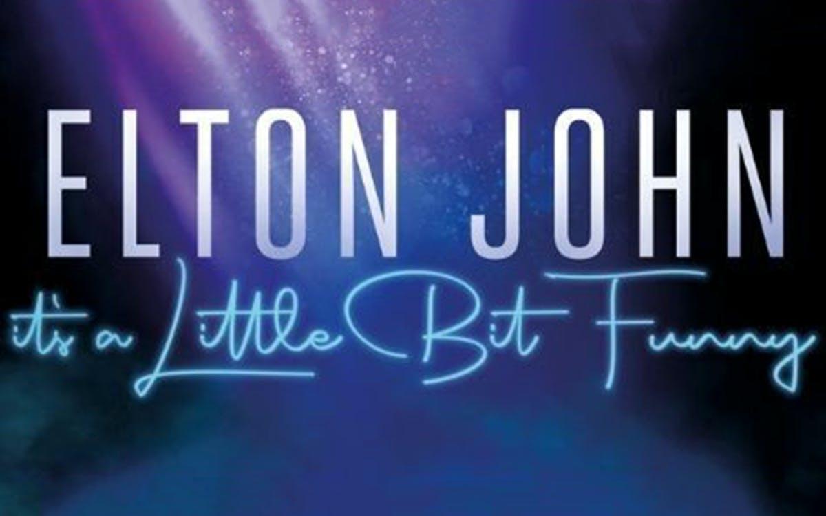 elton john: its a little bit funny-1