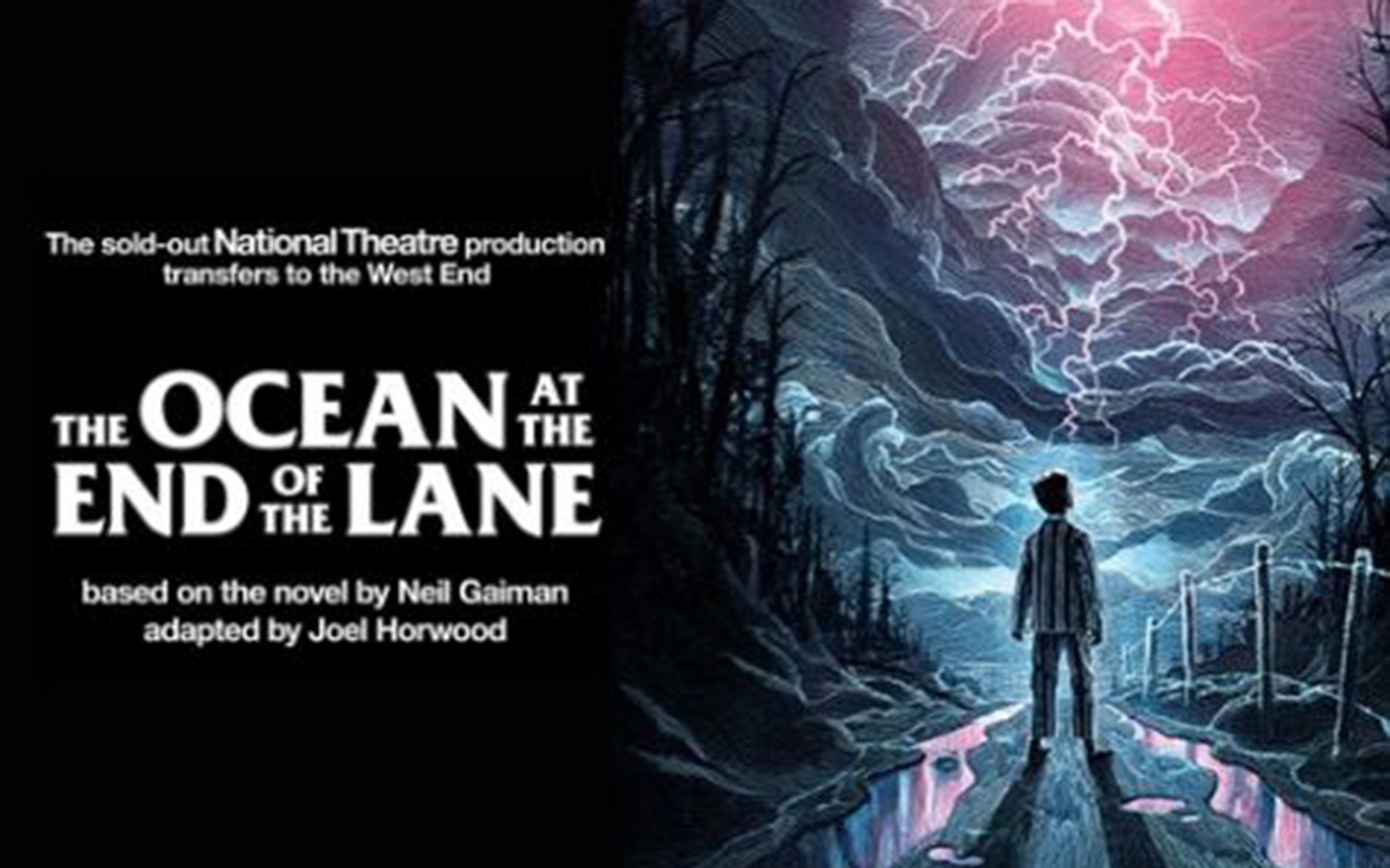 The Ocean at the End of the Lane Play London