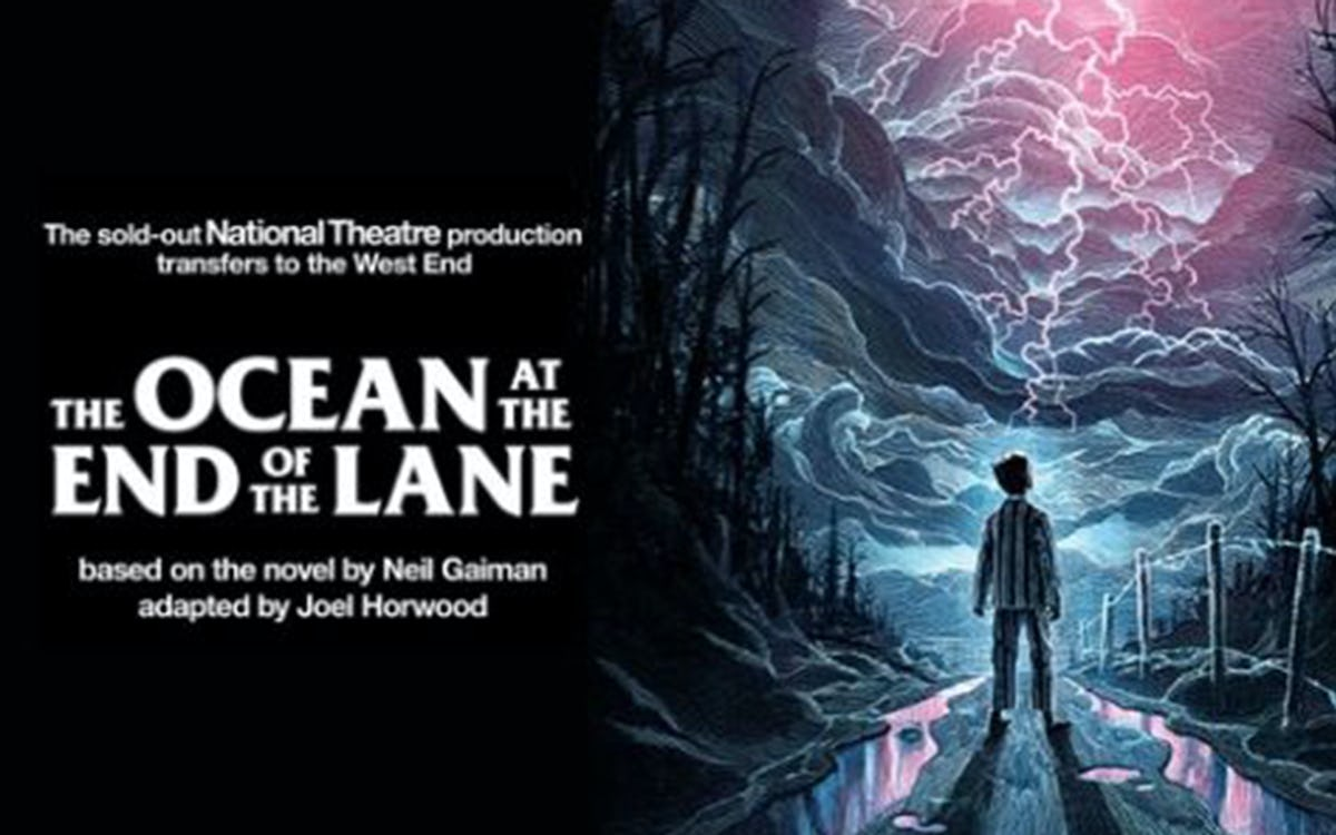 The Ocean at teh end of the lane Play London