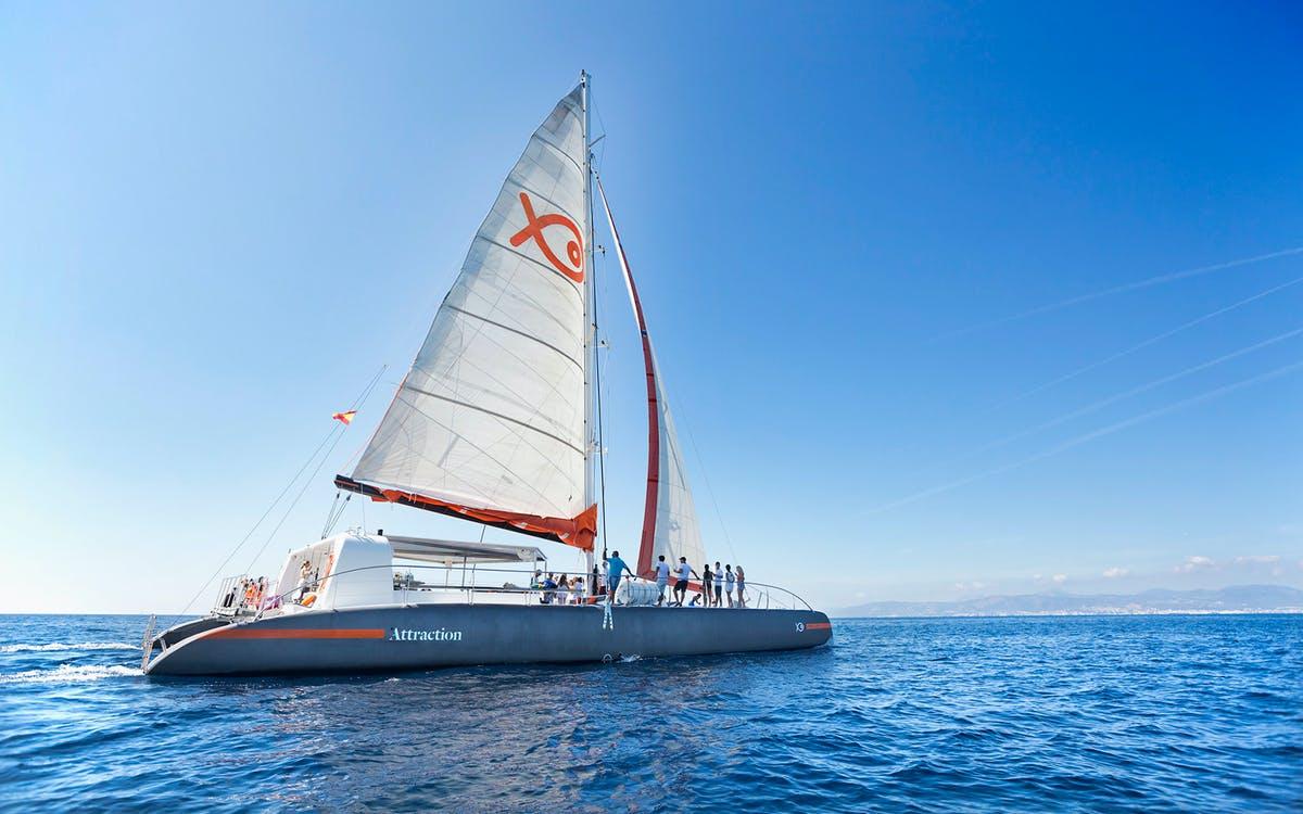 sunset sailing trip mallorca-0