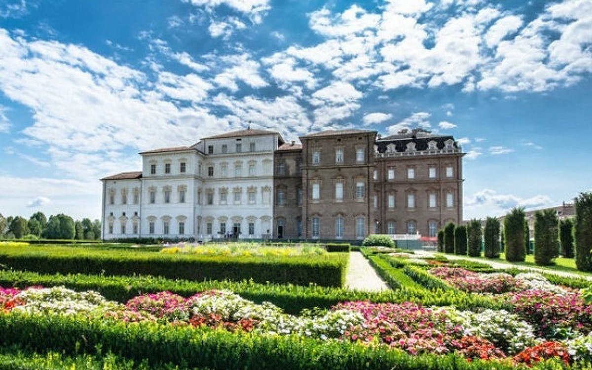 palace of venaria: admission tickets-1