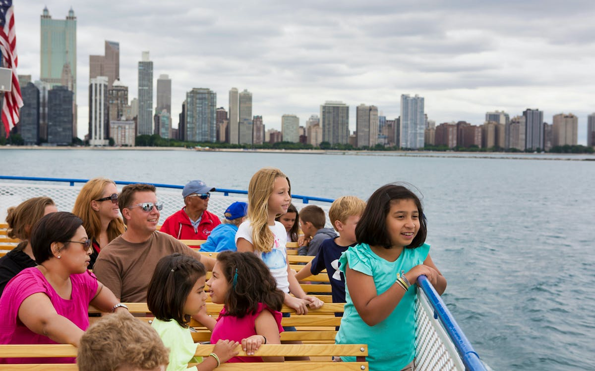 1 hour chicago river architecture cruise from navy pier-0