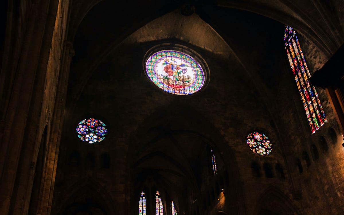 tour of the cathedral of girona and the church of sant félix-0