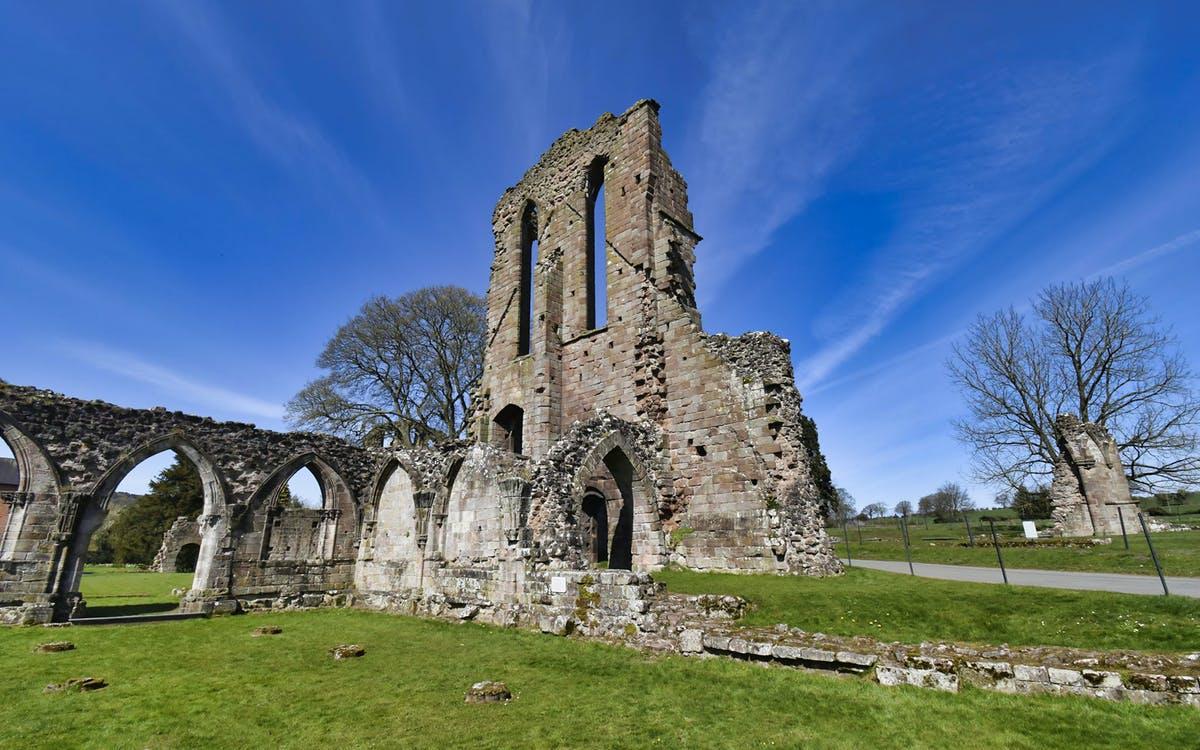 kenilworth castle and elizabethan garden: admission ticket-1
