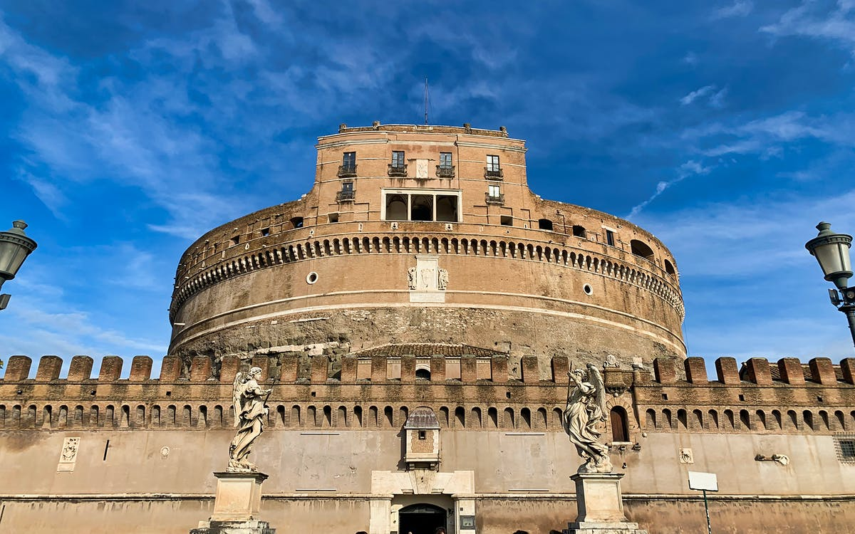 castel sant angelo skip-the-line ticket wih a host-0
